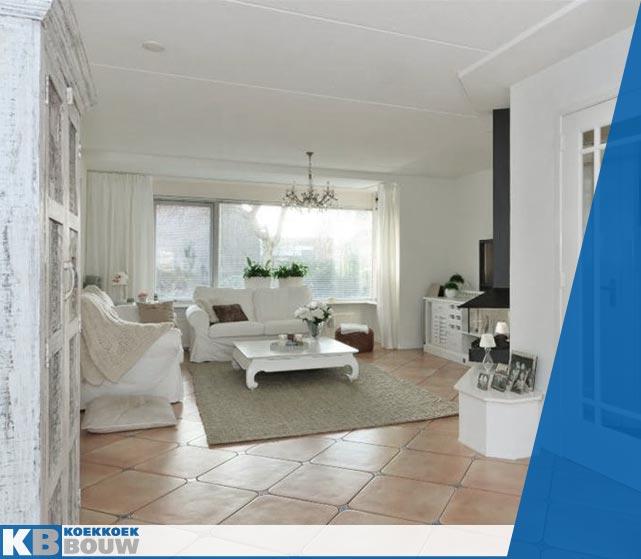 Huis verbouwing heiloo welkom bij aannemer en for Huis laten stylen