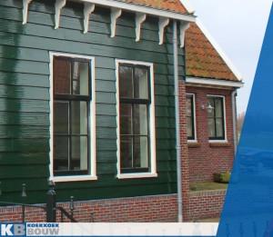 Wilt u een klassieke nieuwbouw woning in oude stijl laten bouwen? Koekkoek bouw heeft deze klassieke nieuwbouw woning in De Rijp gebouwd.