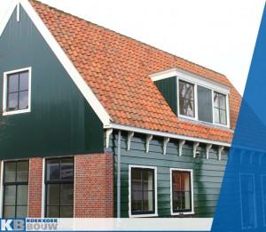 Wilt u een klassieke nieuwbouw woning in oude stijl laten bouwen?