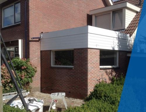 Uitbreiding woonhuis Midden Beemster